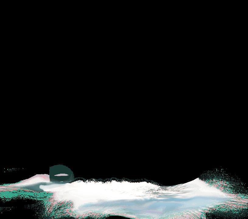 Mar bajo barco